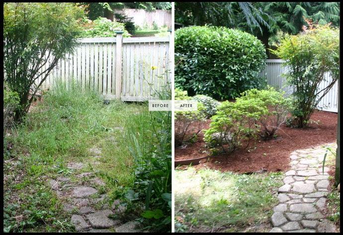 washington landscaping services