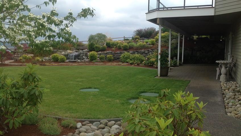 yard landscape services tacoma